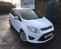 USED 2011 11 FORD C-MAX 1.6 TITANIUM 5d 123 BHP HIGH Spec
