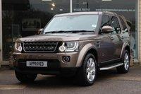 2014 LAND ROVER DISCOVERY 3.0 SDV6 SE TECH 5d AUTO 255 BHP £23912.00