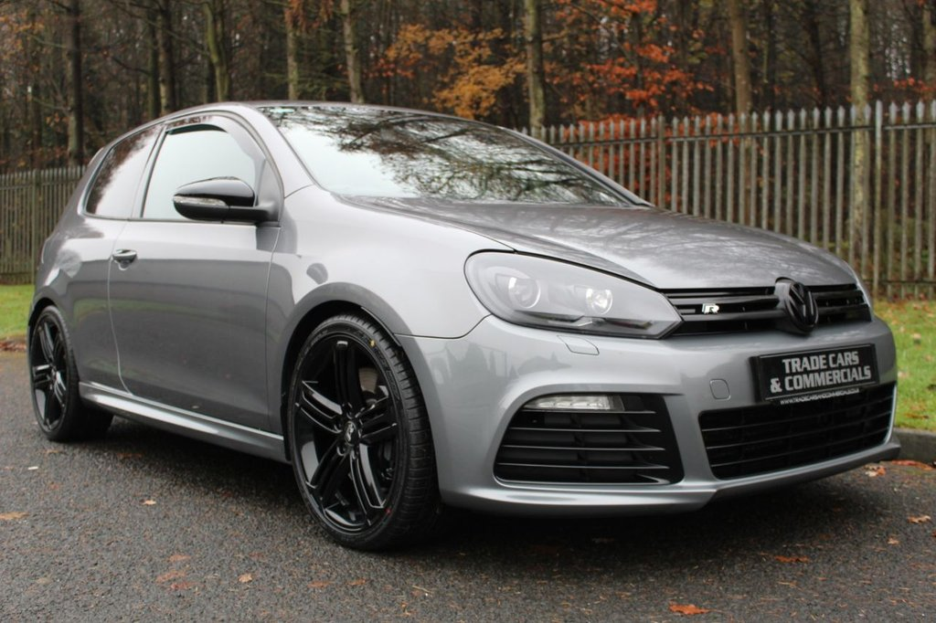USED 2012 12 VOLKSWAGEN GOLF 2.0 R DSG 3d 270 BHP A STUNNING LOW OWNER, LOW MILEAGE EXAMPLE WITH FULL VW HISTORY!!!