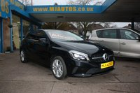 USED 2016 16 MERCEDES-BENZ A-CLASS 1.5 A 180 D SPORT PREMIUM 5dr 107 BHP NEED FINANCE??? APPLY WITH US!!!
