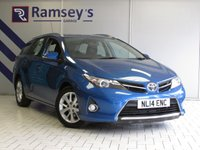 USED 2014 14 TOYOTA AURIS ICON D-4D
