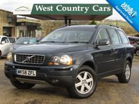 USED 2009 58 VOLVO XC90 2.4 D5 S AWD 5d 185 BHP Only 2 Owners From New