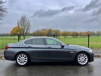 2015 BMW 5 SERIES 2.0 520D SE 4d 188 BHP £14995.00