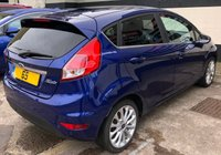 USED 2015 65 FORD FIESTA TITANIUM X 1.5 TDCi 5DR, FREE ROAD TAX NOW SOLD - SIMILAR VEHICLES WANTED