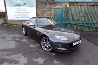 USED 2014 14 MAZDA MX-5 1.8 I ROADSTER SPORT VENTURE 2d 125 BHP SAT NAV Heated Leather Seats