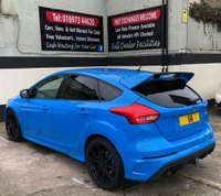 USED 2016 66 FORD FOCUS RS 2.3 5DR 345 BHP, WARRANTY UNTIL NOV 2021 RESERVED