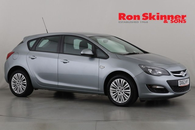 View our 2013 63 VAUXHALL ASTRA 1.6 ENERGY