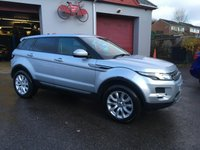 2014 LAND ROVER RANGE ROVER EVOQUE 2.2 SD4 PURE TECH 5d 190 BHP £16495.00