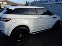 USED 2011 61 LAND ROVER RANGE ROVER EVOQUE 2.2 SD4 DYNAMIC 3d 190 BHP
