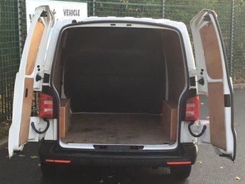 VOLKSWAGEN TRANSPORTER at Van Ninja