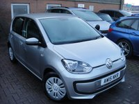 2015 VOLKSWAGEN UP 1.0 MOVE UP 5d 59 BHP £5495.00