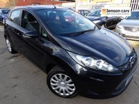 2012 FORD FIESTA 1.4 EDGE 5d 96 BHP £4490.00