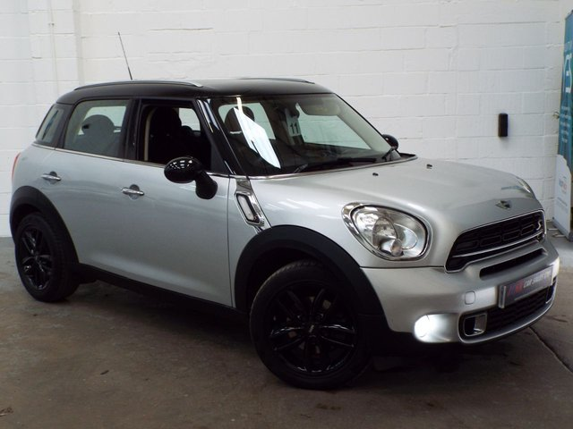 USED 2014 64 MINI COUNTRYMAN 2.0 COOPER SD 5d 141 BHP  NOW IN STOCK