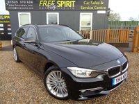 2014 BMW 3 SERIES 3.0 330d Luxury Touring Sport Auto (s/s) 5dr £13500.00