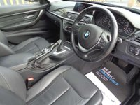 USED 2014 14 BMW 3 SERIES 3.0 330d Luxury Touring Sport Auto (s/s) 5dr Pan roof-Nav-Leather-Big Spec
