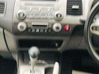 USED 2008 08 HONDA CIVIC 1.3 IMA ES 4dr FDSH, HYBRID,£10 Road Tax/Year