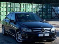 USED 2010 Y MERCEDES-BENZ C CLASS 3.0 C350 CDI BlueEFFICIENCY Sport 4dr Leather/HeatedSeats/SatNav