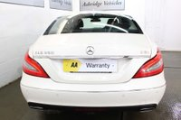 USED 2013 63 MERCEDES-BENZ CLS CLASS 3.0 CLS350 BlueEFFICIENCY Coupe 7G-Tronic Plus 4dr SAT NAV + MUCH MORE!!