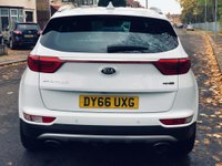 USED 2016 66 KIA SPORTAGE 1.6 T-GDi GT-Line DCT AWD 5dr Satnav,RearCamera,1 Owner Only