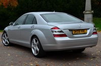 USED 2009 09 MERCEDES S-CLASS 3.0 S320 CDI MASSIVE SPECIFICATION