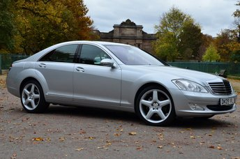 View our MERCEDES S-CLASS