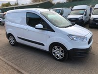 USED 2015 15 FORD TRANSIT COURIER 1.5 TREND TDCI 75 BHP AIR CON LOW MILES!