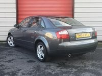USED 2003 53 AUDI A4 1.8 T SE 4d 188 BHP IMMACULATE FOR AGE! MUST SEE