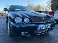 2008 JAGUAR XJ EXECUTIVE 2.7 TDVi Auto £6990.00
