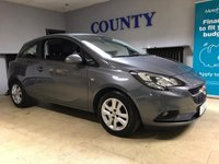 USED 2015 65 VAUXHALL CORSA 1.2 DESIGN 3d 69 BHP * TWO OWNERS * FULL HISTORY *