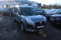 2012 FIAT DOBLO 1.4 MYLIFE 5d 95 BHP £5495.00