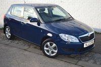 2012 SKODA FABIA 1.2 SE 12V 5d 68 BHP £3490.00