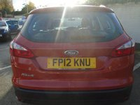 USED 2012 12 FORD FOCUS 1.6 ZETEC 5d 104 BHP GUARANTEED TO BEAT ANY 'WE BUY ANY CAR' VALUATION ON YOUR PART EXCHANGE