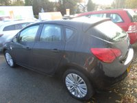 USED 2011 11 VAUXHALL ASTRA 1.6 EXCITE 5d 113 BHP GUARANTEED TO BEAT ANY 'WE BUY ANY CAR' VALUATION ON YOUR PART EXCHANGE