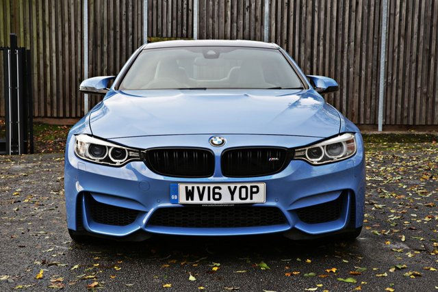 BMW M4 at Bonsha Motors