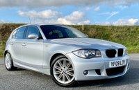 2009 BMW 1 SERIES 2.0 118d M Sport 5dr £3450.00