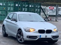 2014 BMW 1 SERIES 1.6 114d Sport Sports Hatch (s/s) 5dr £6495.00