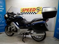 USED 2013 63 BMW R 1200 RT MU