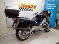 USED 2013 63 BMW R 1200 RT MU