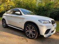 2011 BMW X6 3.0 XDRIVE40D 4d 302 BHP £18000.00