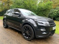 USED 2014 10 LAND ROVER RANGE ROVER EVOQUE 2.2 SD4 DYNAMIC 5d 190 BHP