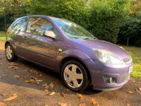 USED 2006 56 FORD FIESTA 1.4 ZETEC CLIMATE 16V 3d 80 BHP