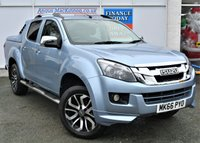 USED 2016 66 ISUZU D-MAX 2.5 TD CENTURION Limited Edition Double Cab 5 Seat 4x4 Family Lifestyle Pickup an Incredible Unique Centurion Special Edition in Fantastic Condition with Full Service History and Massive High Spec with far too many options to list so just come and see it ONLY 100 EVER MADE WITH £11,000 OF FITTED EXTRAS!