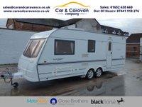 2005 COACHMAN LASER 590/4 £6450.00