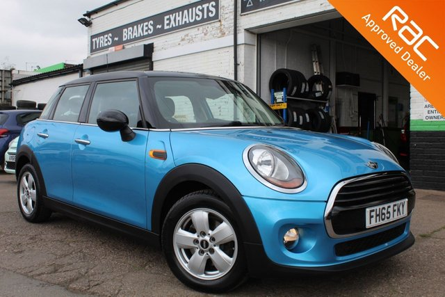 USED 2015 65 MINI HATCH COOPER 1.5 COOPER D 5d 114 BHP VIEW AND RESERVE ONLINE OR CALL 01527-853940 FOR MORE INFO.