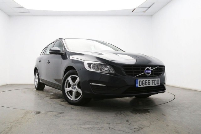 2016 66 VOLVO V60 2.0 D2 BUSINESS EDITION 5d 118 BHP