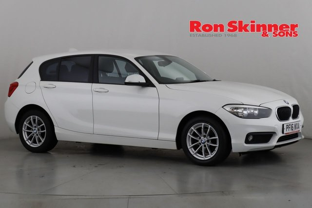 View our 2016 16 BMW 1 SERIES 1.5 118I SE 5d 134 BHP