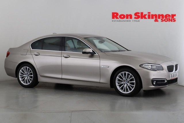 View our 2016 66 BMW 5 SERIES 2.0 520D LUXURY 4d AUTO 188 BHP