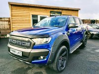 USED 2016 66 FORD RANGER 2.2 LIMITED 4X4 DCB TDCI 4d 158 BHP ****Finance Available ****