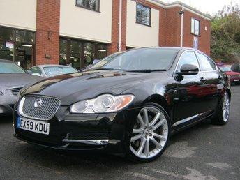 2009 JAGUAR XF 3.0 V6 S PREMIUM LUXURY 4d 275 BHP £8995.00