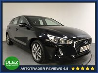 USED 2018 67 HYUNDAI I30 1.4 T-GDI SE NAV 5d 139 BHP FULL HISTORY - 1 OWNER - SAT NAV - REAR SENSORS - CAMERA - AIR CON - BLUETOOTH - DAB - CRUISE